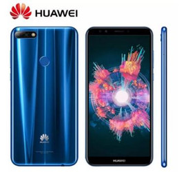 mobile phones indonesia 2018 - Global Rom 5.99'' Huawei Y7 Prime Huawei Enjoy 8 Dual Rear Camera Android 8.0 Octa Core Mobile Phone Snapdrago