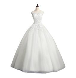 $enCountryForm.capitalKeyWord UK - Applique Beadings Arabic 2019 Wedding Dresses Jewel Ball Gown Tulle Bridal Dresses Vintage Cheap Wedding Gowns