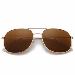 $enCountryForm.capitalKeyWord Australia - New Fashion Brand 3599 sunglasses Designer eyewear Oval Sun Glasses For Men Women Glass Lenses UV Protection eyeglasses ray