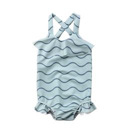 $enCountryForm.capitalKeyWord UK - Cute Baby Girls Swimsuit New Summer Beachwear Kids Child Swimwear Bodysuits Bathing Suit Bikini Tankini Outfits Swimming Costume