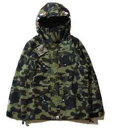 Full Zip Jacket Polyester Australia - Autumn Winter Fashion Men's Camouflage Thin Hoodies Windbreaker Men's Full Zip Cardigan Casual Thin Hoodies Jacket
