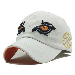 $enCountryForm.capitalKeyWord Australia - Fashion personality Baseball Cap men women Cartoon embroidery eye Snapback Hat For Men Bone Women Gorras Unisex Hip Hop Hat