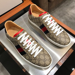 wedding dresses help 2019 - New arrival 2019 men basketball shoes Designer luxury Leather fashion flat casual shoes Low help Men's sneakers run