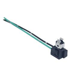 $enCountryForm.capitalKeyWord UK - Car Halogen Bulb H1 Headlight Plug Adapter With Wire Auto H1 Bulb Socket Lamp Connector Holder #5954