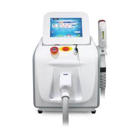 2020 Mejor Máquina de depilación DPL IPL FAST PERMANENTE Remoción de cabello SHR DPL DPL IPL SHR Machine para el rejuvenecimiento de la piel Removedor de pelo 6 Filtros en venta