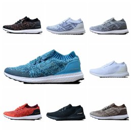 $enCountryForm.capitalKeyWord NZ - 2019 New Ultra boost Uncaged socks running shoes top quality men and women snow white sneakers 36-44