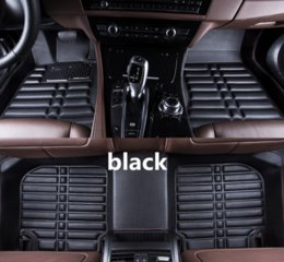 $enCountryForm.capitalKeyWord Australia - Applicable to Kia K4 2014-2018 car floor mat front and rear pad accessories non-slip waterproof leather carpet car mat