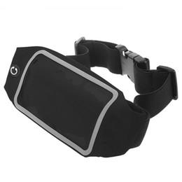 "$enCountryForm.capitalKeyWord UK - Sports Running Jogging Gym Waist Belt Bag Case Cover Holder for iphone 6 Plus 5.5"" Black"