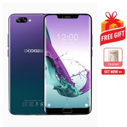 $enCountryForm.capitalKeyWord Australia - Dual Back Cameras Face ID & DTouch Fingerprint 5080mAh Battery 6.18 inch U-notch Android 8.1 MTK6757 Octa Core up to 2.5GHz Network 4G