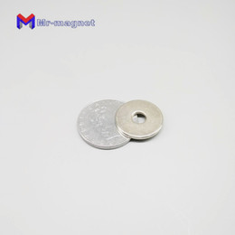neodymium magnets holes NZ - 20mm x 1.5mm Hole : 5mm N35 Super Strong Round Neodymium Ring Magnets Rare Earth Permanet Magnet 20*1.5-5mm 20x1.5 -5mm