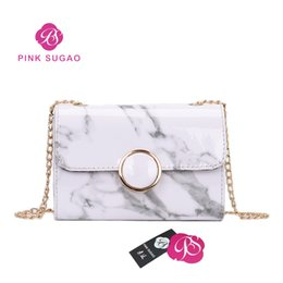 black cross body chain 2019 - Pink sugao designer cross body bags women chain bags 2019 summer new fashion purses shoulder bag new style flap bag for
