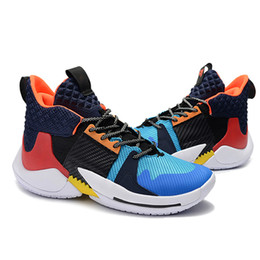$enCountryForm.capitalKeyWord NZ - Why Not Zero.2 Basketball Shoes for Mens Black dark orange Westbrook Sneakers Outdoor Sports High quality designer Shoes Trainers size 40-46