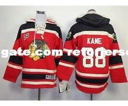 $enCountryForm.capitalKeyWord NZ - Factory Outlet, Chicago Blackhawks #88 Patrick Kane Fleece Hooded Jersey Old Time Hockey Hoodies Sweatshirts cheap store