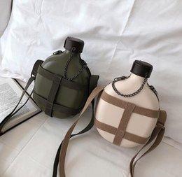 $enCountryForm.capitalKeyWord Australia - Factory wholesale brand women handbag personality cool kettle bag ins ultra-hot hard box hip hop street trend Joker shoulder Messenger bag