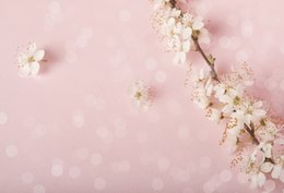 Laeacco Flowers Light Bokeh Pink Wedding Party Photography Background Customized Photographic Backdrops For Photo Studio from roses butterflies manufacturers