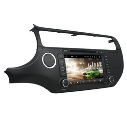 "Gps Kia Rio NZ - IPS PX5 Android 8.0 Octa Core 2 din 8"" Car DVD GPS for Kia K3 Rio 2015 Car Radio Bluetooth 4G WIFI USB 4GB RAM 32GB ROM"