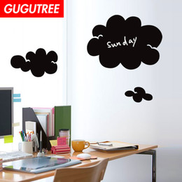 Clouds art modern painting online shopping - Decorate Home cloud art wall sticker decoration Decals mural painting Removable Decor Wallpaper G