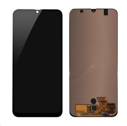 SamSung mobile lcd online shopping - Original Mobile Phone Parts Touch Screen For Samsung Galaxy A50 A505 A505F Dispaly Panel Digitizer Assembly Replacement Repair Parts