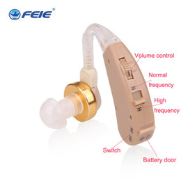 Fda hearing aids online shopping - Deafness Aparelho Auditivo Adjustable Digital Hearing Aid Mini hearing aids Device China Cheap ear Sound Amplifier Freeship s