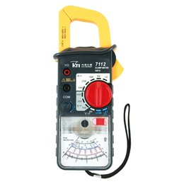 $enCountryForm.capitalKeyWord Australia - Kt7112 Data Locking Tester Analog Clamp Meter 5 Function In 11 Ranges Max Ac Current 500a With Strap Attaching For Easy Carrying