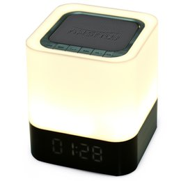 China Radio Stereo NZ - MUSKY DY28 Portable Wireless Bluetooth Stereo Speaker Support AUX Audio Input Handsfree Call Time Alarm Mode