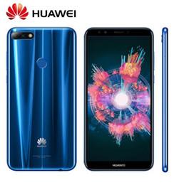 huawei google phone 2019 - Global Rom 5.99'' Huawei Y7 Prime Huawei Enjoy 8 Dual Rear Camera Android 8.0 Octa Core Mobile Phone Snapdrago