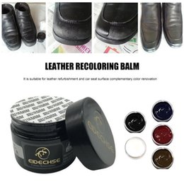 $enCountryForm.capitalKeyWord Australia - Leather Recoloring Renew Restore Repair Color To Faded Scratched Leather For Couches Car Seats Clothing Purses 50ML