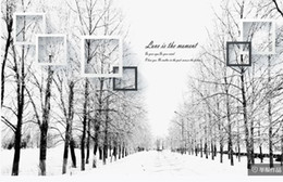 $enCountryForm.capitalKeyWord Australia - snow forest wallpaper for walls 3 d for living room Black and white feelings woods road art background wall painting