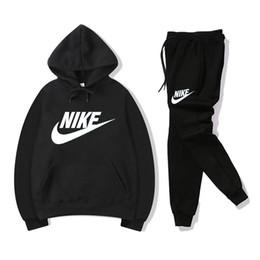 $enCountryForm.capitalKeyWord UK - Brand new fashion Tracksuit High Quality men's spring and autumn Jogger sports coat + pants hot sale women's leisure Hoodies jacket + pants