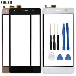 touchscreen screen Australia - 5.0inch For Oukitel C5 Pro Touch Screen Digitizer Front Glass Touch Panel Sensor For Oukitel C5 Pro Touchscreen Replacement