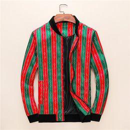 $enCountryForm.capitalKeyWord Australia - GUCCΙ 18ss Italy New Brand Fashion Men Coat Letter Print Luxury Designer Jackets Windbreaker Long Sleeve LOUΙS VUΙTTON 11