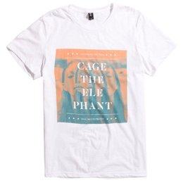 Toptan satış Kafes Fil Bana söyle BENIM PRETTY Tişört YENI Lisanslı Resmi RETRO VINTAGE Klasik tişört