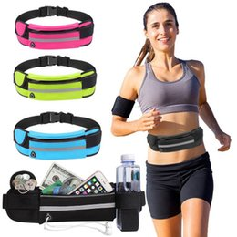 Discount college bag models - The new model of 2019, professional waterproof 3M night light, sports belt bag, welcome global wholesalers to purchase.