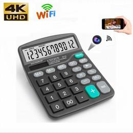 Free calculator online shopping - New HD K P Portable Mini Camera Wifi Wireless Digital Video Recorder Calculator Mini Home Security Camcorder