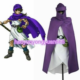 Wholesale costume dragons online – ideas Dragon Quest V Hand of the Heavenly Bride cosplay costume custom made