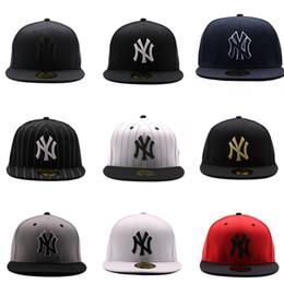 Cap ny baseball snapbaCk online shopping - Luxury Hats Hip Hop Snapback Ny Letter Baseball Caps Lovers Couple Sports Four Seasons Currency Sunscreen Fashion xa f1