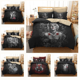 3d bedding sets marilyn monroe online shopping - 3D Sexy Marilyn Monroe Bedding Set Comforter Cover Duvet Cover Set Pillow Case