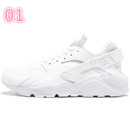 f47e022e9813 2019 Ultra Huarache 4.0 1.0 Running Shoes Triple s White Black Classical  red Pink men women Huaraches Outdoor Trainer sports sneakers 3A 31