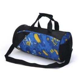 $enCountryForm.capitalKeyWord Australia - 2018 Hot Men Sports Gym Bags Brand Waterproof Outdoor Women Luggage Travel Handbag Men's Sports Shoulder Bags Yoga Duffle Bag