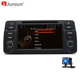 series stereo NZ - Junsun IPS Car DVD Android 8.1 GPS Multimedia Player for BMW 3 Series E46 M3 Rover RAM 2G WIFI RDS FM Radio Mirror Link