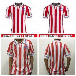 $enCountryForm.capitalKeyWord Canada - 1996 1997 Retro Version Chivas Soccer Jerseys 110th 96 97 LIGA MX Club Chivas de Guadalajara Soccer shirt Football uniform