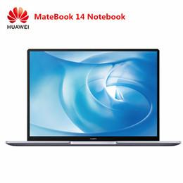 $enCountryForm.capitalKeyWord NZ - HUAWEI MateBook 14 Notebook 14 inch Windows 10 Home i5-8265U   i7-8565U Quad Core 8GB RAM 512GB SSD Fingerprint Sensor Laptop