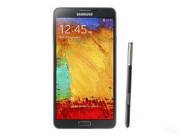 5.7 quad core cell phones Australia - Original Unlocked Cell Phone Samsung Galaxy Note3 N9005 Quad Core 3GB RAM 5.7 Inches GPS Refurbished