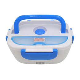Refresh Car Australia - 40W Car Portable Electric Heating Lunch Box Meal Heater Multi-Functional Lunch Box Food-Grade Food Container C18112301