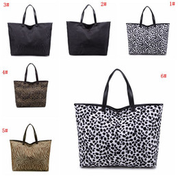 designer hand bags for ladies NZ - Fashion Leopard Hand Bag For Women Handbag Large Capacity Shoulder Bag Zipper Lady Tote Bags High Quality Leopard Women Bags DBC VT0982