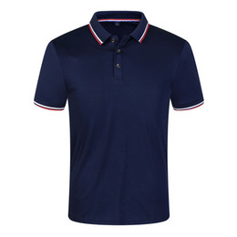 $enCountryForm.capitalKeyWord Australia - New Solid Color Summer Polo Shirts Men Short Sleeve Breathable Anti -Pilling Brand Polos Para Hombre Plus Size S -3xl