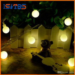 moon string lights NZ - 10M 100LEDs Globe Led String Lights 9 Colors Ball Fairy Light For Party Christmas Wedding New Year Indoor&outdoor Decoration