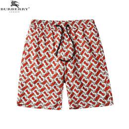 $enCountryForm.capitalKeyWord NZ - 2019 spring and summer new men's classic drawstring beach casual shorts classic letter digital printing high-end fashion code M-XXL