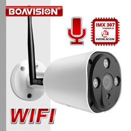 $enCountryForm.capitalKeyWord Australia - HD 1080P WiFi IP Camera Wireless ONVIF Surveillance Outdoor Bullet 2.0MP Security CCTV Camera IR 20m Two Way Audio Sound Alarm