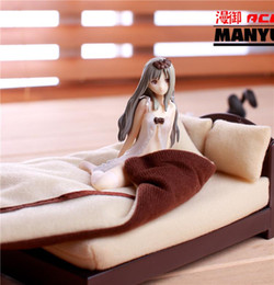 hot beds Australia - NEW hot 16cm sexy adult Native Tony Alice Akira with Bed collectors action figure toys Christmas with box